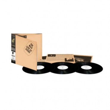 The Who - Live at Leeds 3 Lp Triple Vinyl Deluxe (Limited Edition)