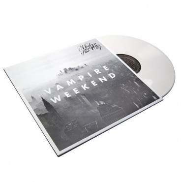 Vampire Weekend - Modern Vampires of the City Lp Vinilo Blanco Edición Limitada