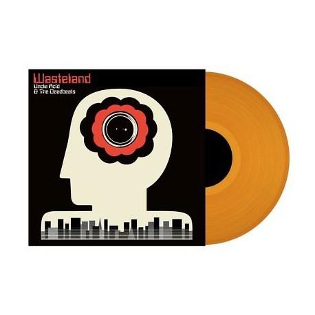 Uncle Acid & the Deadbeats - Wasteland Lp Vinilo Color Naranja Edición Limitada