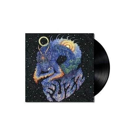 Fuzz - Fuzz Lp Vinilo Negro Editado Por In The Red Records