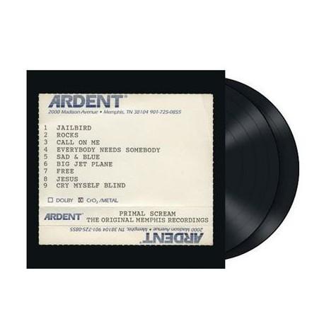 Primal Scream - Give Out But Don't Give Up: The Original Memphis Recordings 2 Lp Doble Vinilo