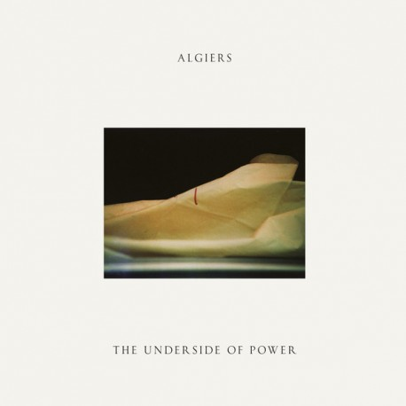 Algiers - The Underside Of Power Lp Color Vinilo Limited Edition