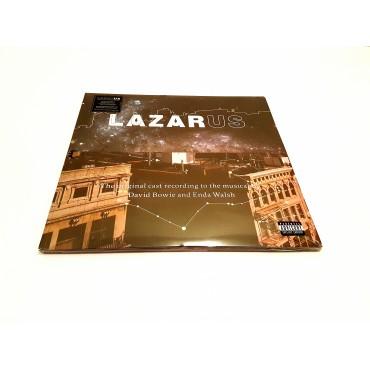 Lazarus - Original New York Cast (David Bowie) 3 Lp Vinyl
