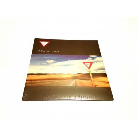 Pearl Jam - Yield Lp Vinyl Die Cut Cover includes Yield Sticker