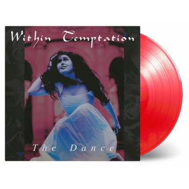Within Temptation - The Dance Lp Color Vinyl Limited Edition MOV