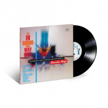 Beastie Boys - The In Sound From Way Out! Lp Vinilo De 180 Gramos
