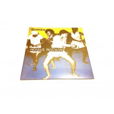 The Gories - Houserockin' Lp Vinyl Gatefold