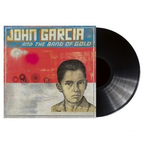 John Garcia - John Garcia & the Band of Gold Lp Vinil De 180 Grams