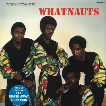 The Whatnauts - Introducing The... Lp Vinilo 180 Gramos Music On Vinyl OFERTA!!!