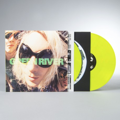 Green River - Rehab Doll 2 Lp Double Color Vinyl Limited Edition Pre Order