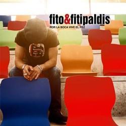 """Fito Y Fitipaldis """"Por La Boca Vive El Pez"""" 2 Lp + CD Double Vinyl Gatefold Sleeve"""