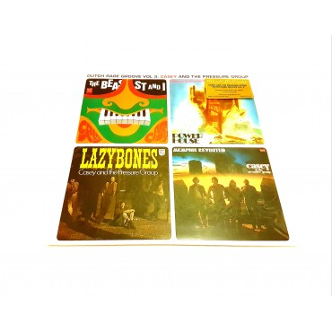 Dutch Rare Groove Vol 3: Casey And The Pressure Group Lp Vinil 180 Gram MOV