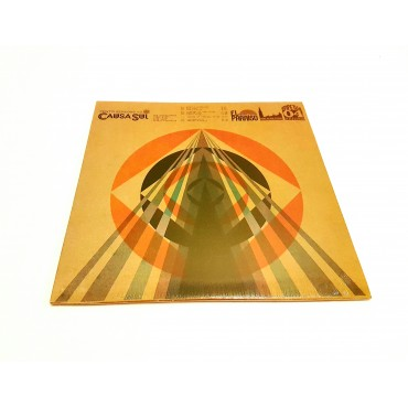 Causa Sui - Pewt'r Sessions 1 I 2 2 Lp Vinil El Paraiso Records