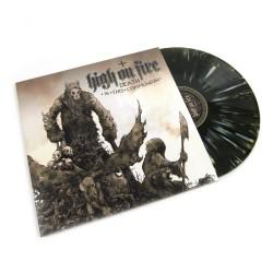 High On Fire - Death Is This Communion 2 lp Doble Vinil De Color Edició Limitada De 1245 Copies