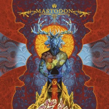 Mastodon ‎– Blood Mountain Lp Vinilo De Color Edición Limitada