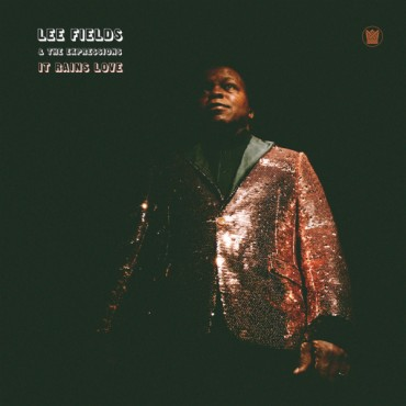 Lee Fields & The Expressions - It Rains Love Lp Vinilo Rojo Edición Limitada