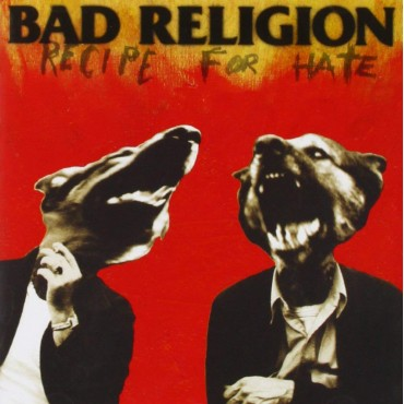 Bad Religion - Recipe For Hate Lp Vinilo Edición Limitada