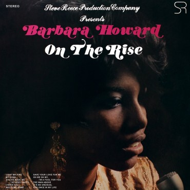 Barbara Howard - On The Rise Lp Vinyl Tip-On Sleeve Limited Edition