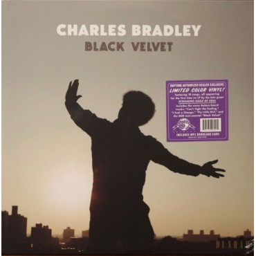 Charles Bradley - Black Velvet Lp Color Vinyl Tip-On Sleeve Limited Edition
