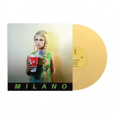Daniele Luppi & Parquet Courts - Milano Lp Yellow Vinyl Limited Edition