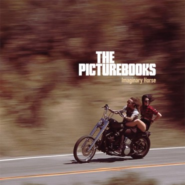 The Picturebooks ‎– Imaginary Horse Lp Vinil De Color Edició Limitada
