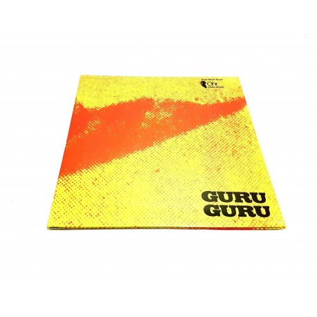 Guru Guru - Ufo Lp Black Vinyl Gatefold Limited to 250 Copies
