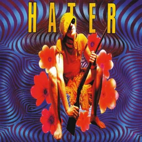 Hater - ST Lp Vinilo Edición Limitada