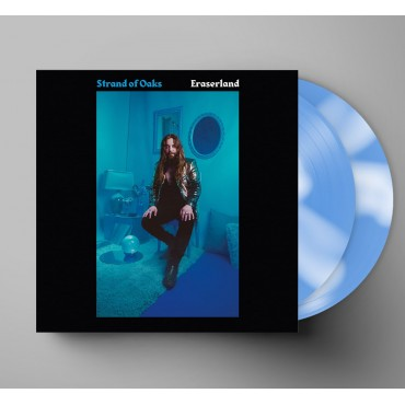 Strand Of Oaks - Eraserland 2 Lp Double Color Vinyl Limited Edition
