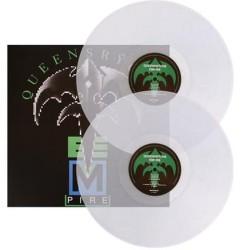 Queensrÿche – Empire 2 Lp Doble Vinil Transparente Portada Gatefold Edición Limitada