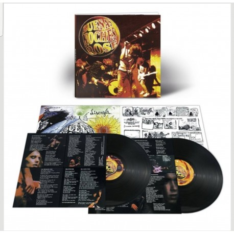 Buenas Noches Rose - Buenas Noches Rose 2 Lp Double Vinyl Limited Edition Record Store Day 2019 On sale 15/04/19