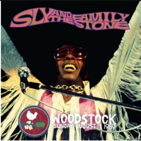 Sly And The Family Stone - Live at Woodstock 2 Lp Double Vinilo RSD2019 On sale 15/04/19