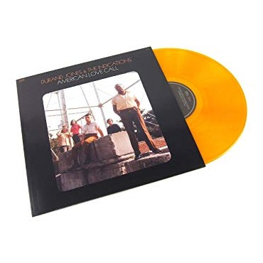 Durand Jones & The Indications ‎– American Love Call Lp Orange Vinyl Limited Edition