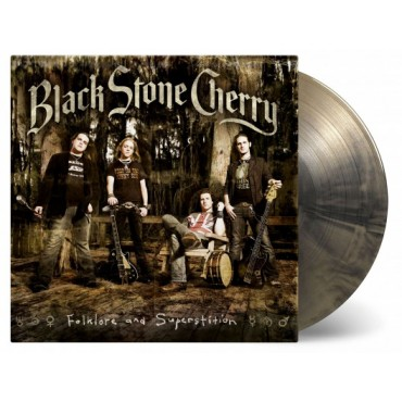 Black Stone Cherry - Folklore and Superstition 2 Lp Color Vinyl Limited Edition MOV