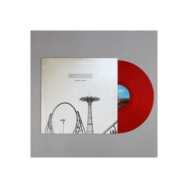 Swervedriver - Future Ruins Lp Red Vinyl Limited Edition
