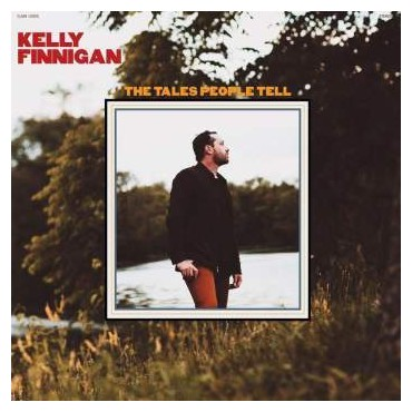 Kelly Finnigan - The Tales People Tell Lp Red Vinyl Limited Edition
