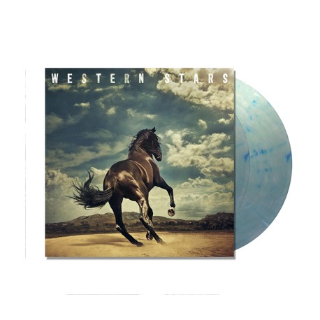 Bruce Springsteen - Western Stars 2 Lp Double Color Vinyl Limited Edition Pre Order