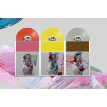 The National - I Am Easy To Find 3 Lp Triple Color Vinyl Deluxe Edition (Limited)
