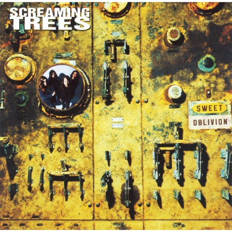 Screaming Trees - Sweet Oblivion Lp Vinilo 180 Gram MOV