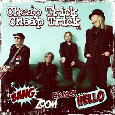 Cheap Trick - Bang Zoom Crazy...Hello Lp Vinilo OFERTA!!!