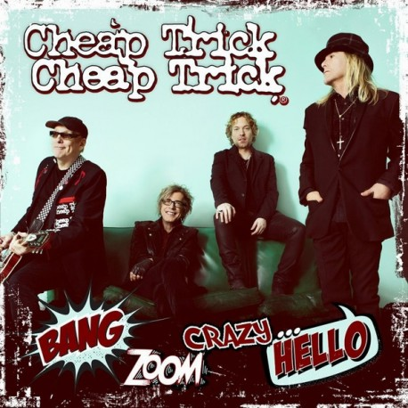 Cheap Trick - Bang Zoom Crazy...Hello Lp Vinyl SALE!!!