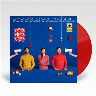 Two Door Cinema Club - False Alarm Lp Color Vinyl Limited Edition