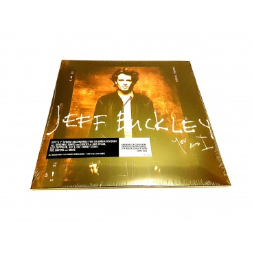 Jeff Buckley - You And I 2 Lp Vinyl 180 Gram