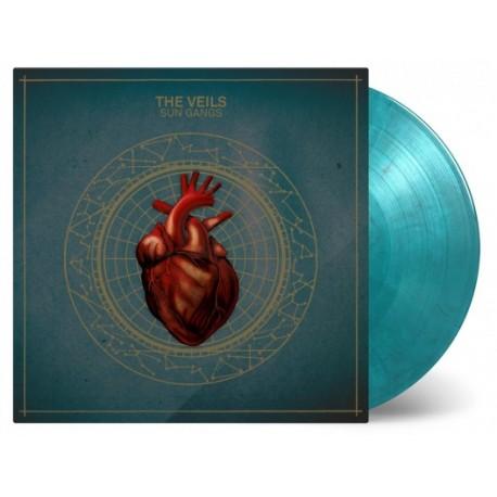 Veils - Sun Gangs Lp Blue Vinyl On 180 Gram Limited Edition MOV SALE!!!