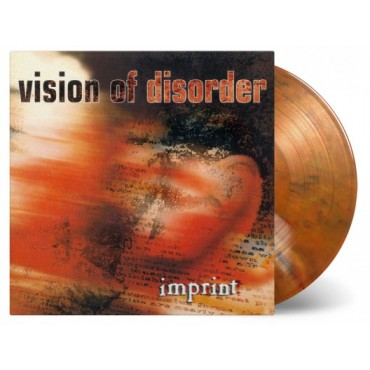 Vision Of Disorder - Imprint Lp Red Vinyl On 180 Gram Limited Edition MOV SALE!!!