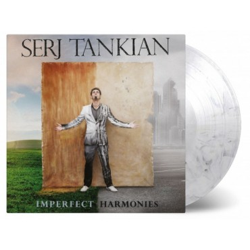 Serj Tankian - Imperfect Harmonies Lp Color Vinyl Limited Edition Of 1500 Copies MOV