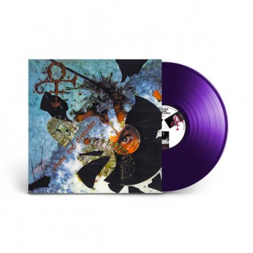 Prince - Chaos And Disaster Lp Purple Vinyl Limited Edition