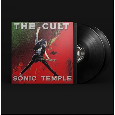 The Cult – Sonic Temple 2 Lp 30Th Anniversary Double Vinyl