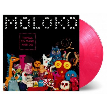 Moloko - Things To Make and Do 2 Lp Doble Color Vinyl Limited Edition MOV Pre Order