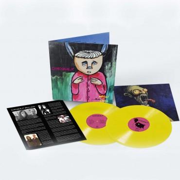Dinosaur Jr - Without A Sound 2 Lp Doble Color Vinyl Limited Edition
