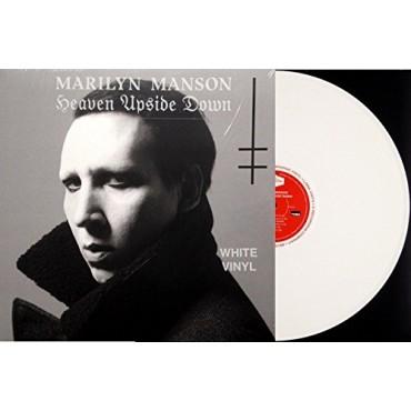 Marilyn Manson - Heaven Upside Down Lp Vinilo Blanco Edición Limitada